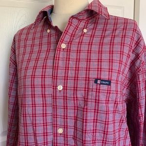 Chaps Shirts - Chaos Easy Care Button Up Longsleeve Shirt